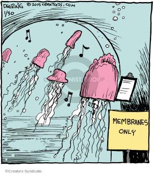 Comic Strip John Deering  Strange Brew 2015-01-30 fish