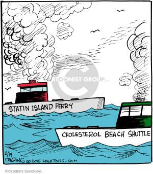 Comic Strip John Deering  Strange Brew 2015-02-19 drug