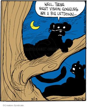 Comic Strip John Deering  Strange Brew 2015-03-13 vision