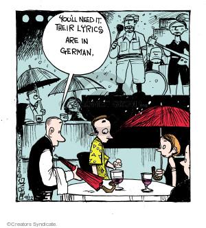 Comic Strip John Deering  Strange Brew 2015-04-22 language