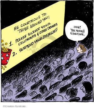 Comic Strip John Deering  Strange Brew 2015-05-09 those