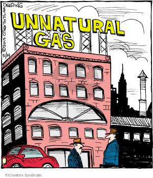 Comic Strip John Deering  Strange Brew 2015-05-14 natural resource