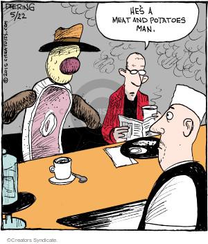 Cartoonist John Deering  Strange Brew 2015-05-22 diet