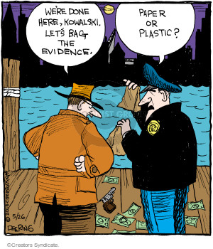 The Forensic Evidence Comic Strips The Comic Strips