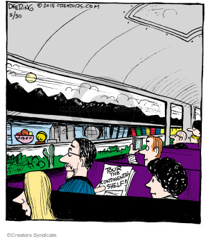 Comic Strip John Deering  Strange Brew 2015-05-30 vacation