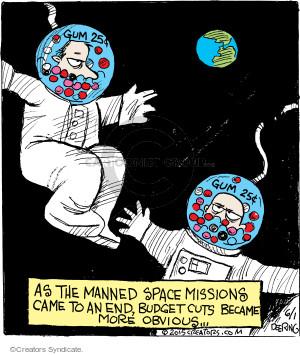 Comic Strip John Deering  Strange Brew 2015-06-01 become