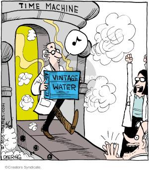 Comic Strip John Deering  Strange Brew 2015-06-18 travel