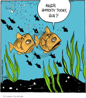 Cartoonist John Deering  Strange Brew 2015-06-20 killer