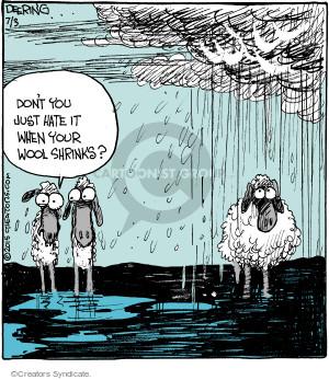 Comic Strip John Deering  Strange Brew 2015-07-03 your