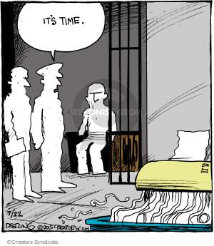 Comic Strip John Deering  Strange Brew 2015-07-22 punishment