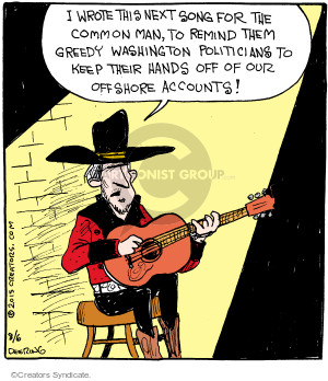 Cartoonist John Deering  Strange Brew 2015-08-06 hand