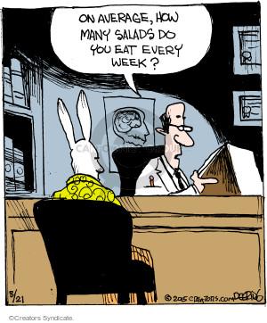 Cartoonist John Deering  Strange Brew 2015-08-21 diet