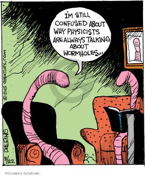 Comic Strip John Deering  Strange Brew 2015-08-22 topic