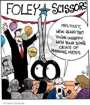 Cartoonist John Deering  Strange Brew 2015-11-10 candidate