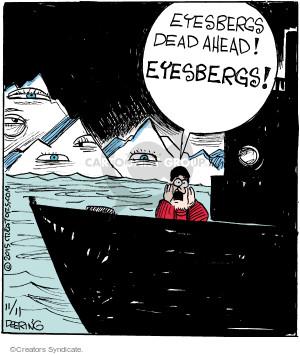 Comic Strip John Deering  Strange Brew 2015-11-11 ocean