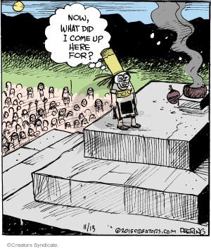 Comic Strip John Deering  Strange Brew 2015-11-13 rite