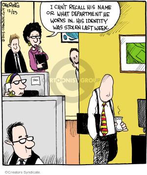 Comic Strip John Deering  Strange Brew 2015-12-23 blank