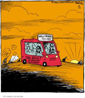 Comic Strip John Deering  Strange Brew 2016-01-01 safety