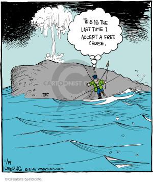 Cartoonist John Deering  Strange Brew 2016-01-19 Dick