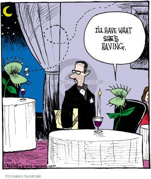 Cartoonist John Deering  Strange Brew 2016-01-26 eat
