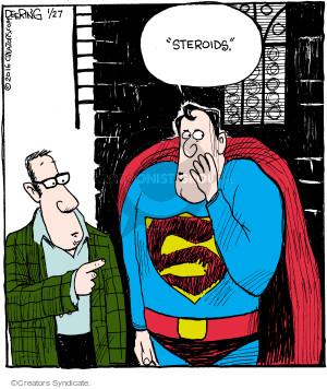 Comic Strip John Deering  Strange Brew 2016-01-27 super