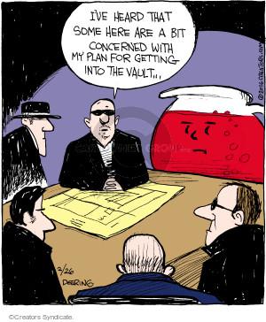 Comic Strip John Deering  Strange Brew 2016-02-26 crime