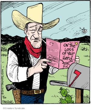 Comic Strip John Deering  Strange Brew 2016-03-10 loss