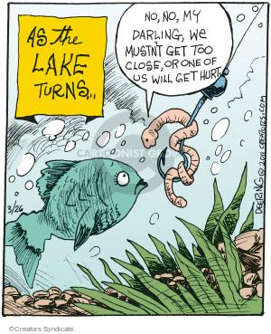 Comic Strip John Deering  Strange Brew 2016-03-26 turn