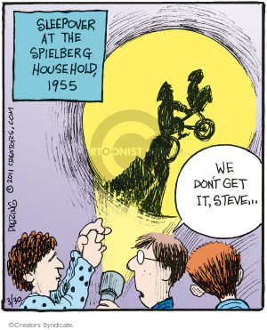 Comic Strip John Deering  Strange Brew 2016-03-30 ET movie