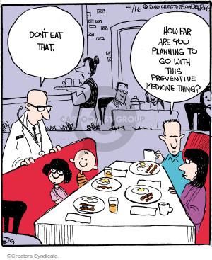 Comic Strip John Deering  Strange Brew 2016-04-16 egg