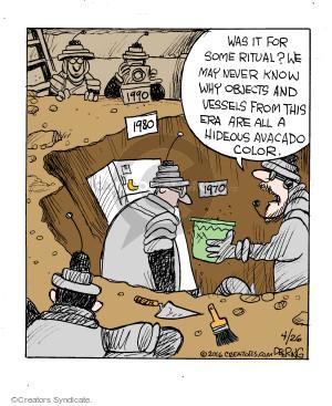Cartoonist John Deering  Strange Brew 2016-04-26 kitchen