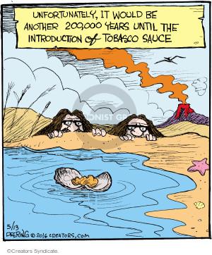 Comic Strip John Deering  Strange Brew 2016-05-13 000