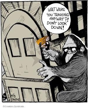 Cartoonist John Deering  Strange Brew 2016-06-03 king