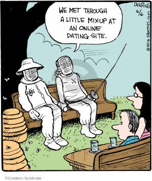 Cartoonist John Deering  Strange Brew 2016-06-06 date