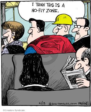 Comic Strip John Deering  Strange Brew 2016-06-13 super