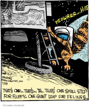 Comic Strip John Deering  Strange Brew 2016-07-29 cat
