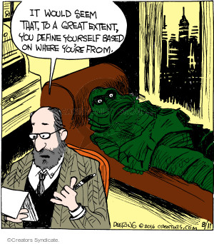 Comic Strip John Deering  Strange Brew 2016-08-11 great