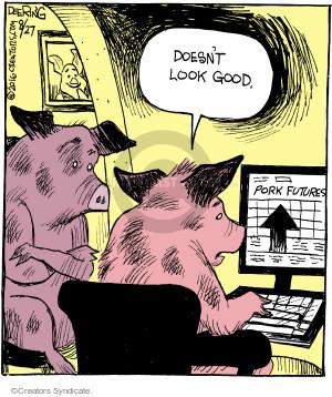 Comic Strip John Deering  Strange Brew 2016-08-27 finance investment