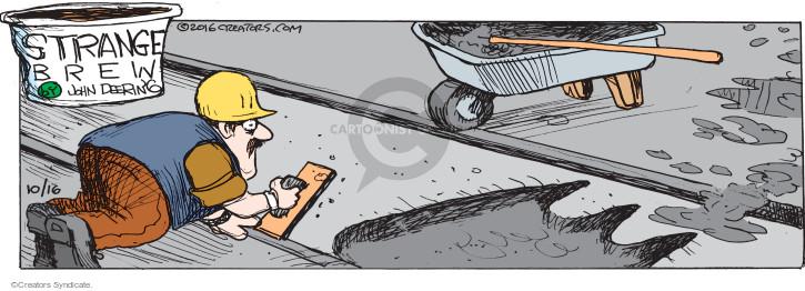 Cartoonist John Deering  Strange Brew 2016-10-16 big