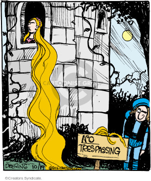 Cartoonist John Deering  Strange Brew 2016-10-19 tale