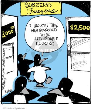 Comic Strip John Deering  Strange Brew 2016-10-26 500