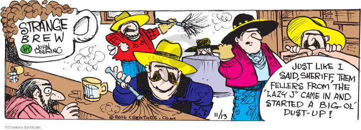 Cartoonist John Deering  Strange Brew 2016-11-13 big