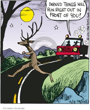 Cartoonist John Deering  Strange Brew 2016-12-13 thing
