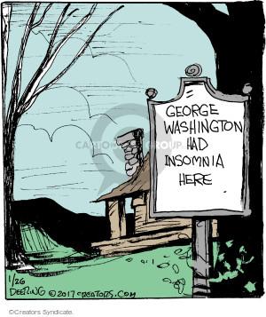 Comic Strip John Deering  Strange Brew 2017-01-26 insomnia