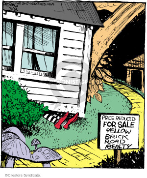 Price reduced. For sale. Yellow Brick Road Realty.