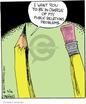 Cartoonist John Deering  Strange Brew 2017-03-16 problem
