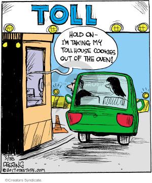 Cartoonist John Deering  Strange Brew 2017-03-18 bake