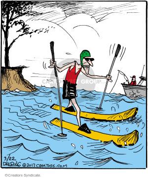 Comic Strip John Deering  Strange Brew 2017-03-22 strange
