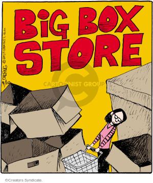 Comic Strip John Deering  Strange Brew 2017-04-20 retail