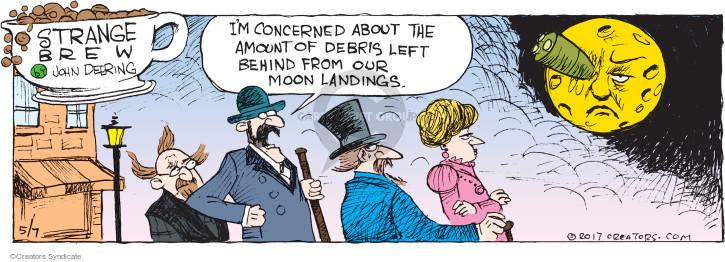 Comic Strip John Deering  Strange Brew 2017-05-07 movie